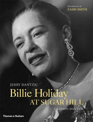 Billie Holiday at Sugar Hill by Jerry Dantzic