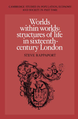 Worlds within Worlds by Steve Rappaport