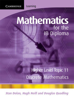 Mathematics for the IB Diploma Higher Level by Stan Dolan