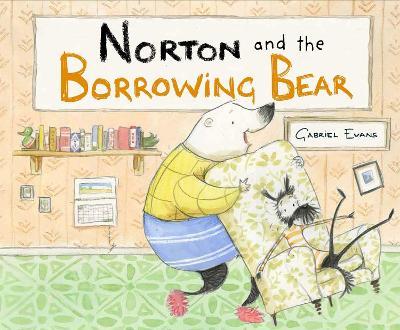 Norton and the Borrowing Bear book