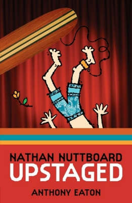 Nathan Nuttboard: Upstaged book