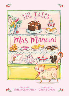 Tales of Mrs Mancini by Natalie Jane Prior