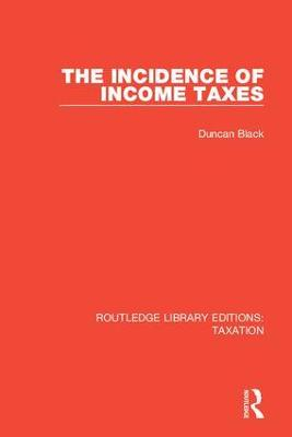 The Incidence of Income Taxes book