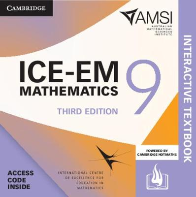 ICE-EM Mathematics Year 9 Interactive Textbook by Peter Brown