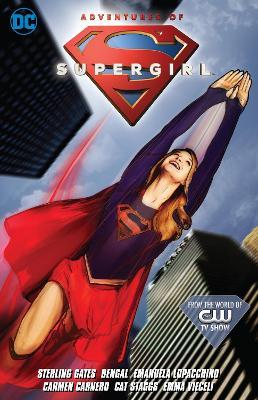 Adventures of Supergirl TP book