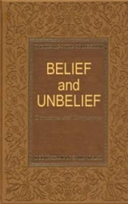 Belief & Unbelief by Bediuzzaman Said Nursi
