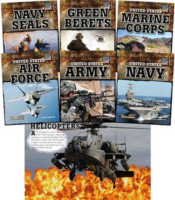 United States Armed Forces Set by John Hamilton