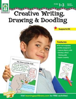 Creative Writing, Drawing, & Doodling, Grades 1 - 3 by Rollins College Julie Anderson
