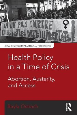 Health Policy in a Time of Crisis book