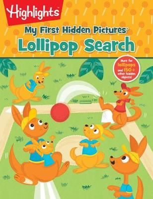 Lollipop Search by Highlights Press