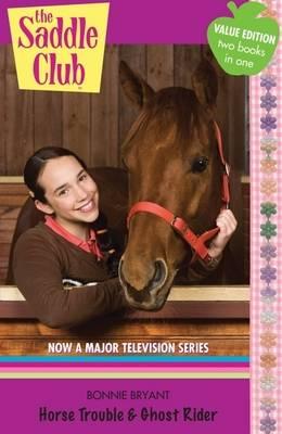 Saddle Club Bindup 12 by Bonnie Bryant