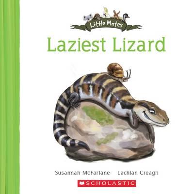 Laziest Lizard book
