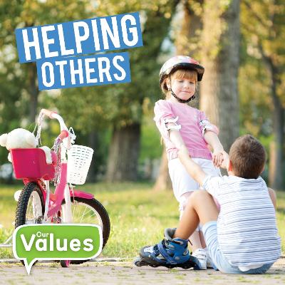 Helping Others by Steffi Cavell-Clarke