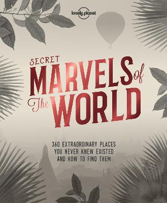 Secret Marvels of the World book
