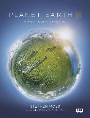 Planet Earth II book