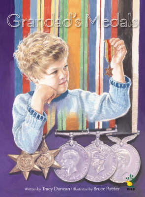 Grandad's Medals by Tracy Duncan
