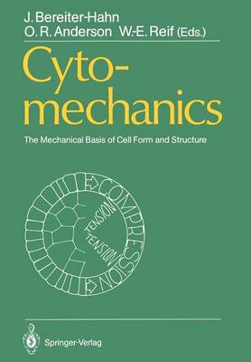 Cytomechanics by Jurgen Bereiter-Hahn