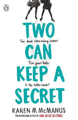 Two Can Keep a Secret book