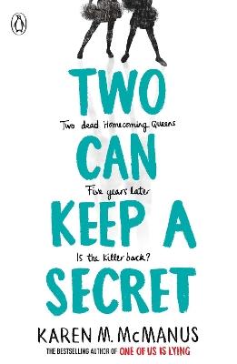Two Can Keep a Secret by Karen McManus