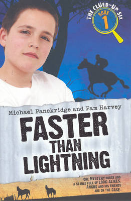 Faster Than Lightning by Pam Harvey