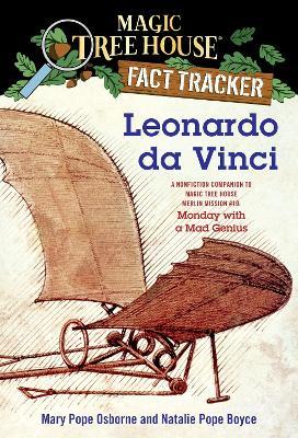 Magic Tree House Fact Tracker #19 Leonardo Da Vinci by Mary Pope Osborne