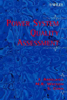 Power System Quality Assessment book