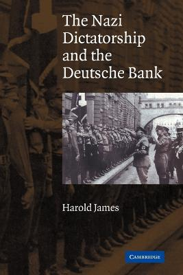 The Nazi Dictatorship and the Deutsche Bank book