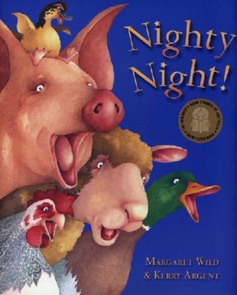 Nighty Night! book