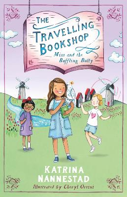 Mim and the Baffling Bully (The Travelling Bookshop, #1) book