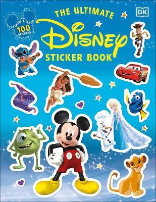 The Ultimate Disney Sticker Book book