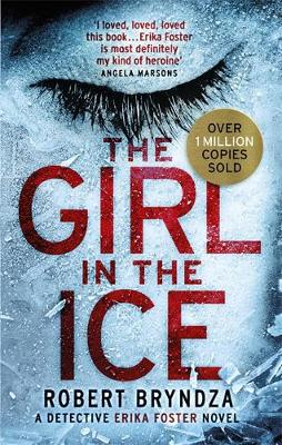 Girl in the Ice book