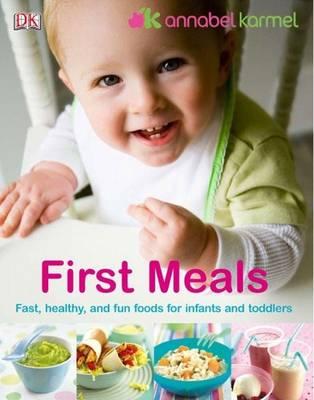 First Meals book