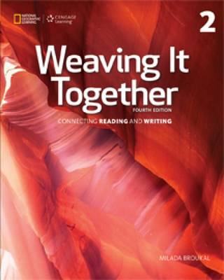 Weaving It Together 2 book