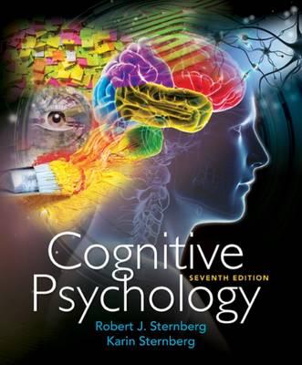 Cognitive Psychology by Robert Sternberg