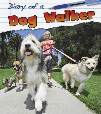 Dog Walker by Angela Royston