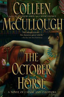 October Horse book