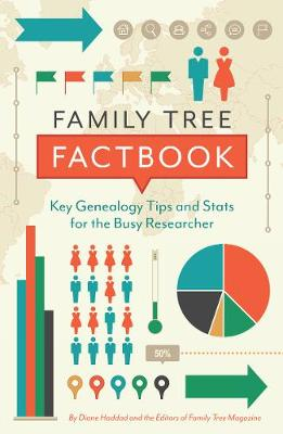 Family Tree Factbook: Key genealogy facts and strategies for the busy researcher book