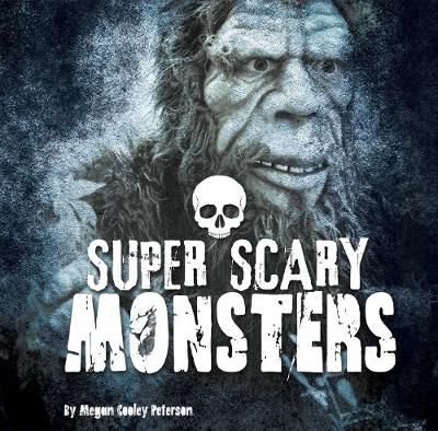 Super Scary Monsters book