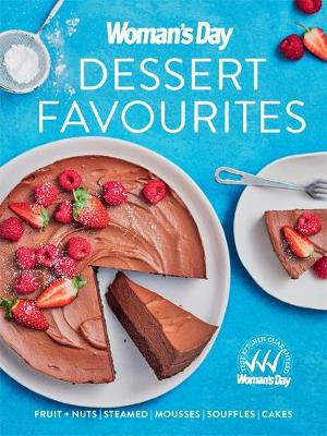 Dessert Favourites book