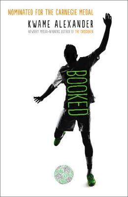 Booked by Kwame Alexander