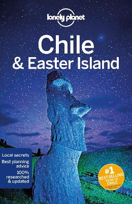 Lonely Planet Chile & Easter Island book