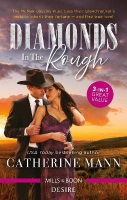 Diamonds In The Rough/One Good Cowboy/Pursued by the Rich Rancher/Pregnant by the Cowboy CEO book