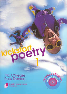 Kickstart Poetry  Bk. 1 by T. O'Hearne