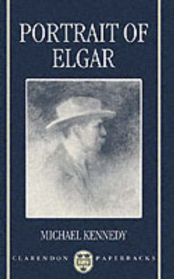 Portrait of Elgar book