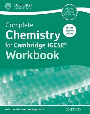 Complete Chemistry for Cambridge IGCSE (R) Workbook book