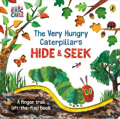 The Very Hungry Caterpillar's Hide-and-Seek book