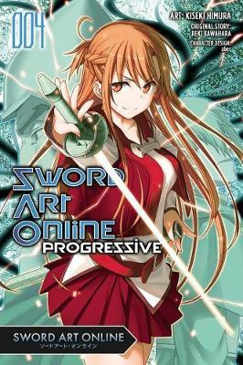 Sword Art Online Progressive, Vol. 4 (manga) book