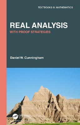 Real Analysis: With Proof Strategies book