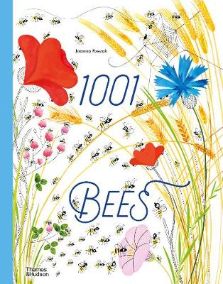 1001 Bees book