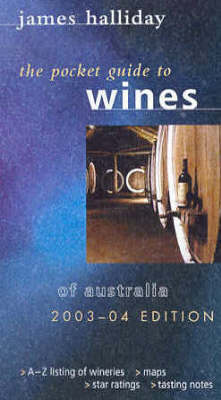 The Pocket Guide to Wines of Australia 2003-04 by James Halliday